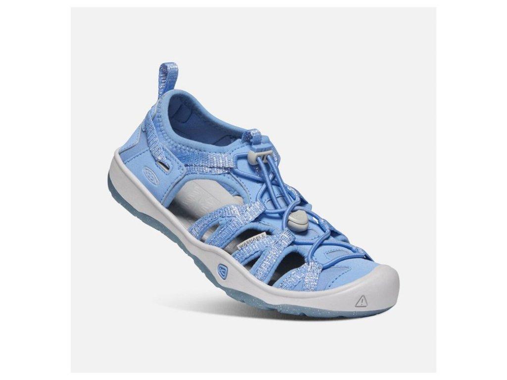 keen moxie sandal jr della blue vapor 153410