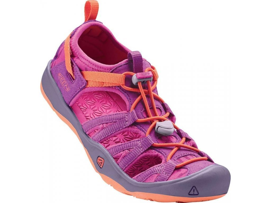 575925 5 keen moxie sandal children purple wine nasturtium