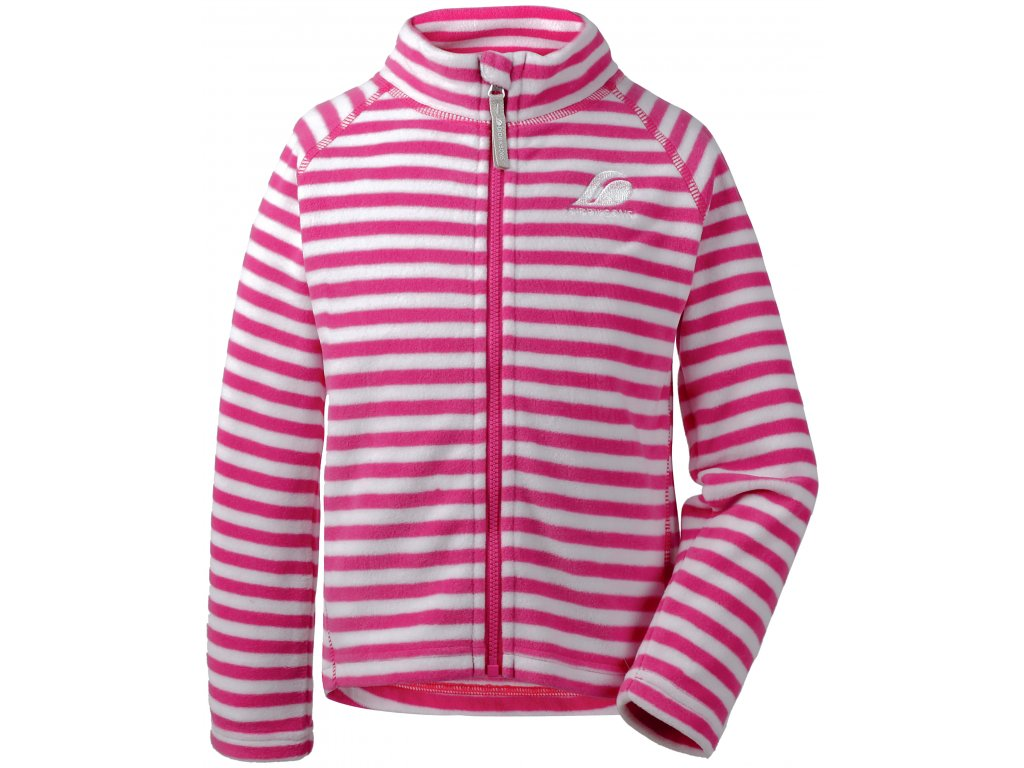 monte printed kids microfleece jacket 502674 952 a192