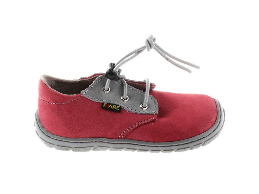 7209 fare barefootove boty na sirokou nohu