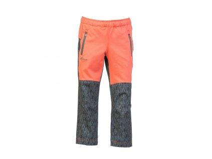 kalhoty coral