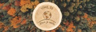 Podporujeme cestu dřeva