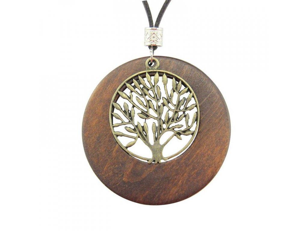 Přívěšek strom