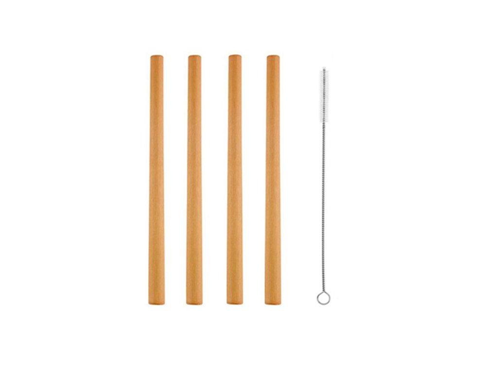 Bambusové brčko (4)