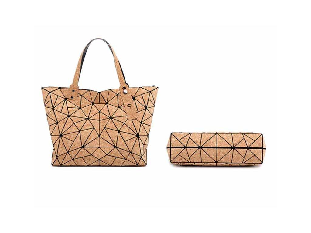 Korková kabelka naturwood (2)