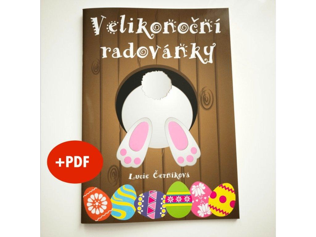 Velikonoční radovánky + PDF e-knížka