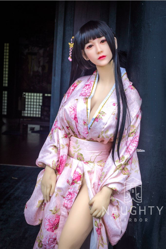 Real Sex Doll Asian Girl Lei 5ft 6' (168 cm)/ E-Cup