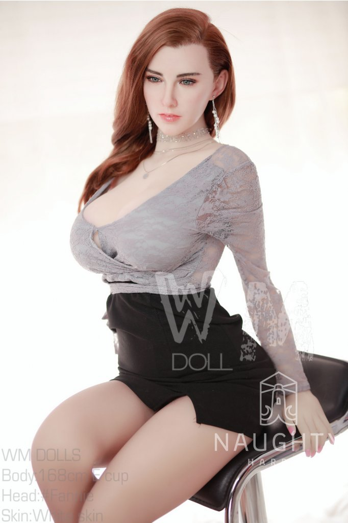 Silicon Doll Chubby Candice 5ft 6' (168 cm)/ E-Cup