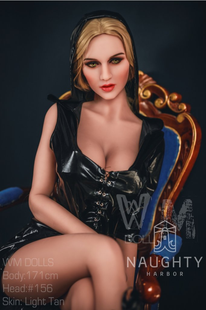 Sex Doll Blonde Irelia 5ft 7' (171 cm)/ H-Cup