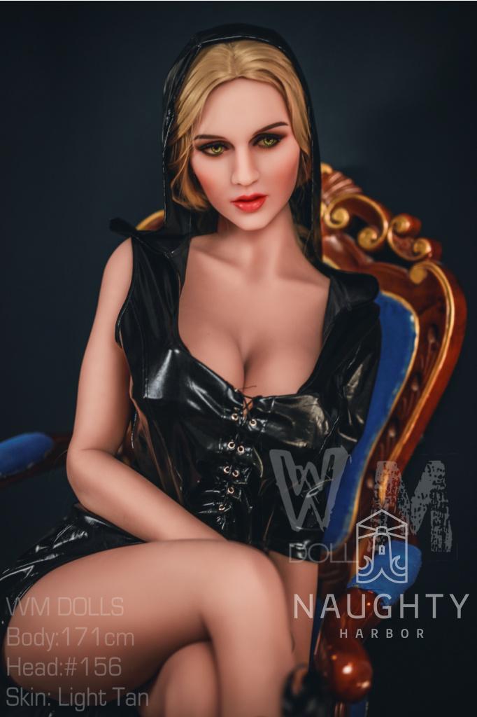 Sex Doll Blonde Irelia 5ft 7' (171 cm)