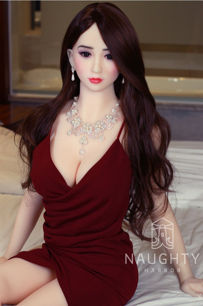 Real Sex Doll Brunette Molly 5ft 2' (158 cm)/ D-Cup