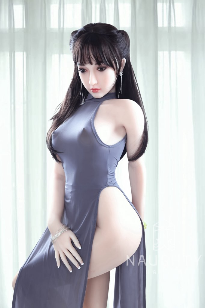 Real Sex Doll Black-haired Annie 5ft 2' (160 cm)