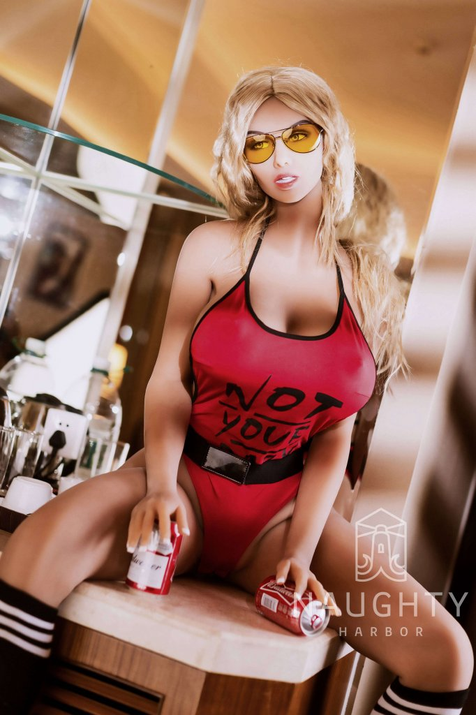 Sexy Doll Blonde Sydney 5ft 4' (163 cm)/ I-Cup