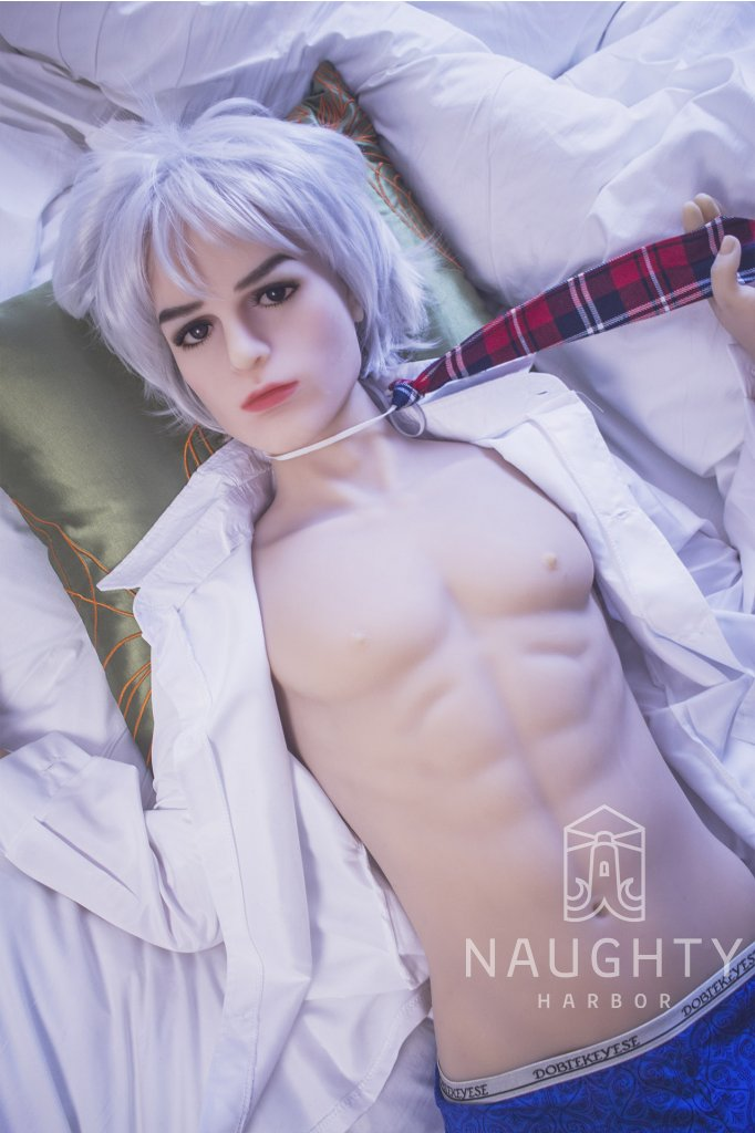 TPE Male Sex Doll Blond Jimmy 5ft 2' (160 cm)