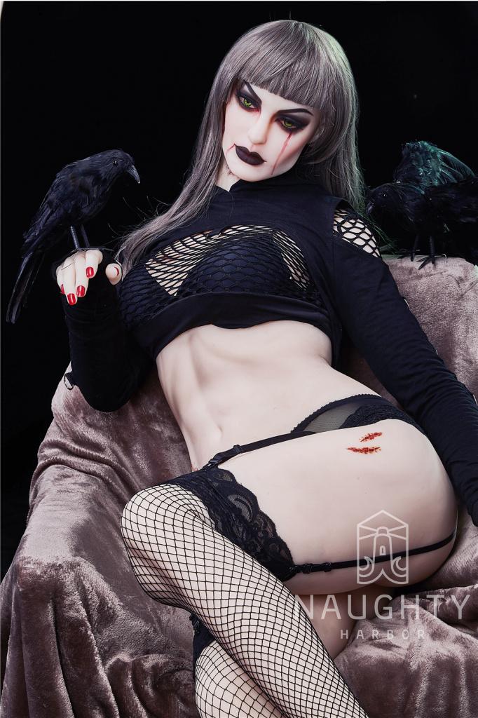 TPE Sex Doll Halloween Lia 5ft 6' (168 cm)