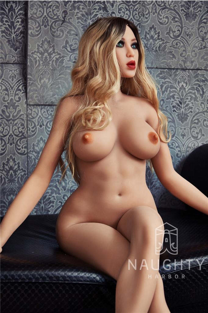 Sexy Doll Blonde Akisha 5ft 6' (169 cm)