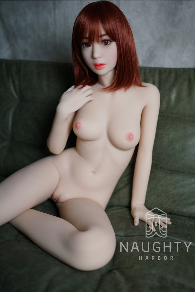 Real Sex Doll Redhead Ai 5ft 1' (156 cm)/ A-Cup