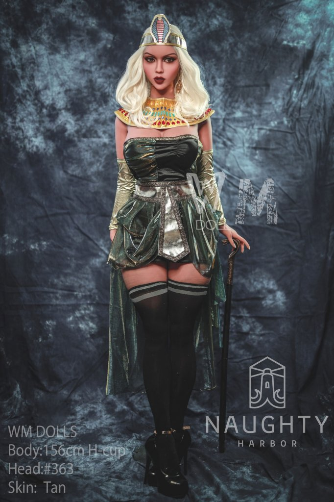 Silicon Doll Blonde Isis 5ft 1' (156 cm)