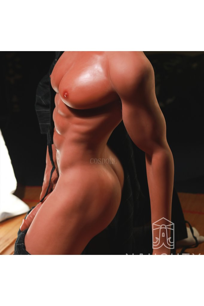 Male Sex Doll Muscular Thomas 5ft 5' (165 cm)