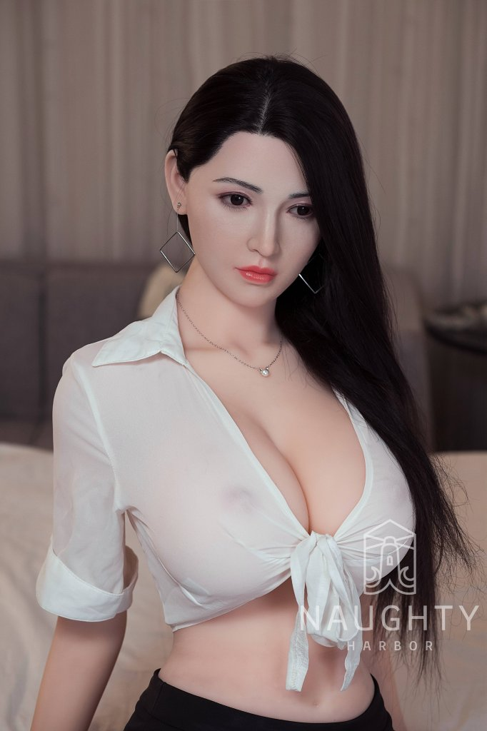 Real Sex Doll Black-haired Ruby 5ft 6' (170 cm)/ J-Cup
