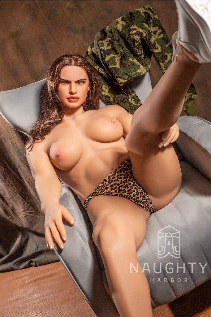 Silicone Doll Wild Yanet 5ft 3' (161 cm)/ D-Cup