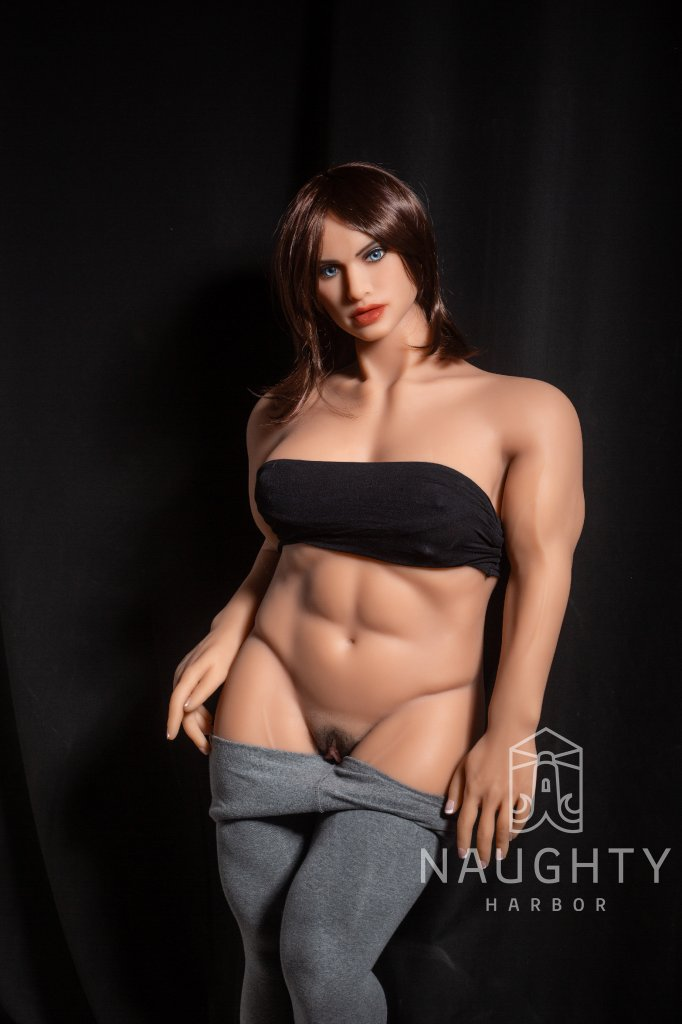 Sex Doll Muscular Girl Rayna 5ft 3' (161 cm)/ D-Cup
