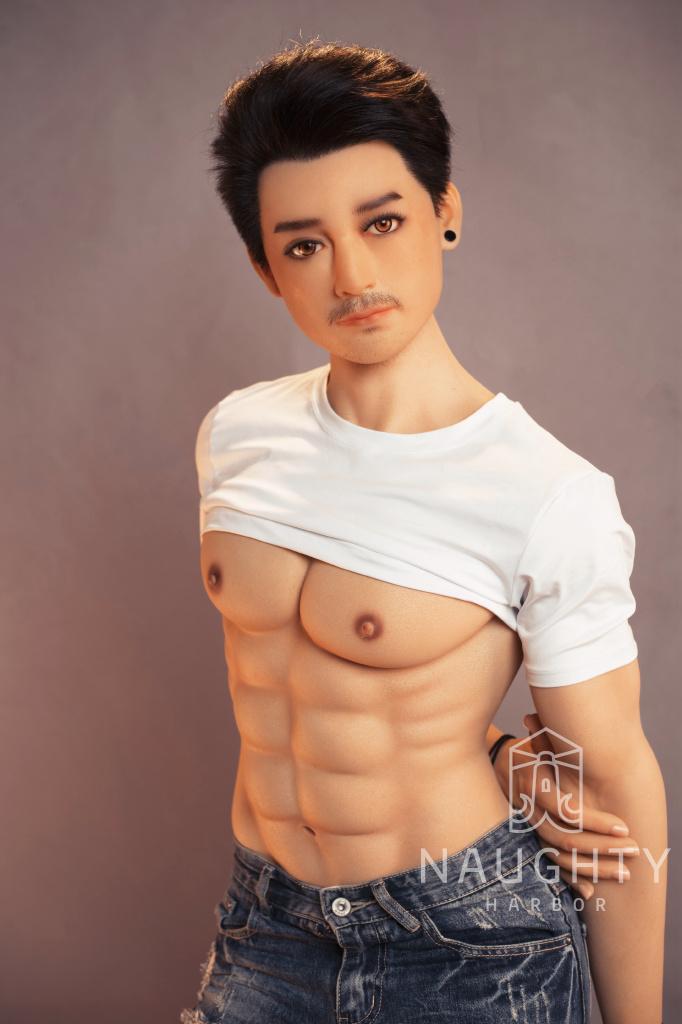 Male Sex Doll Brunet Matt 5ft 2' (160 cm)