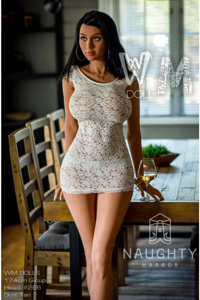 Sex Doll Tender Chloe 5ft 9' (174 cm)/ G-Cup
