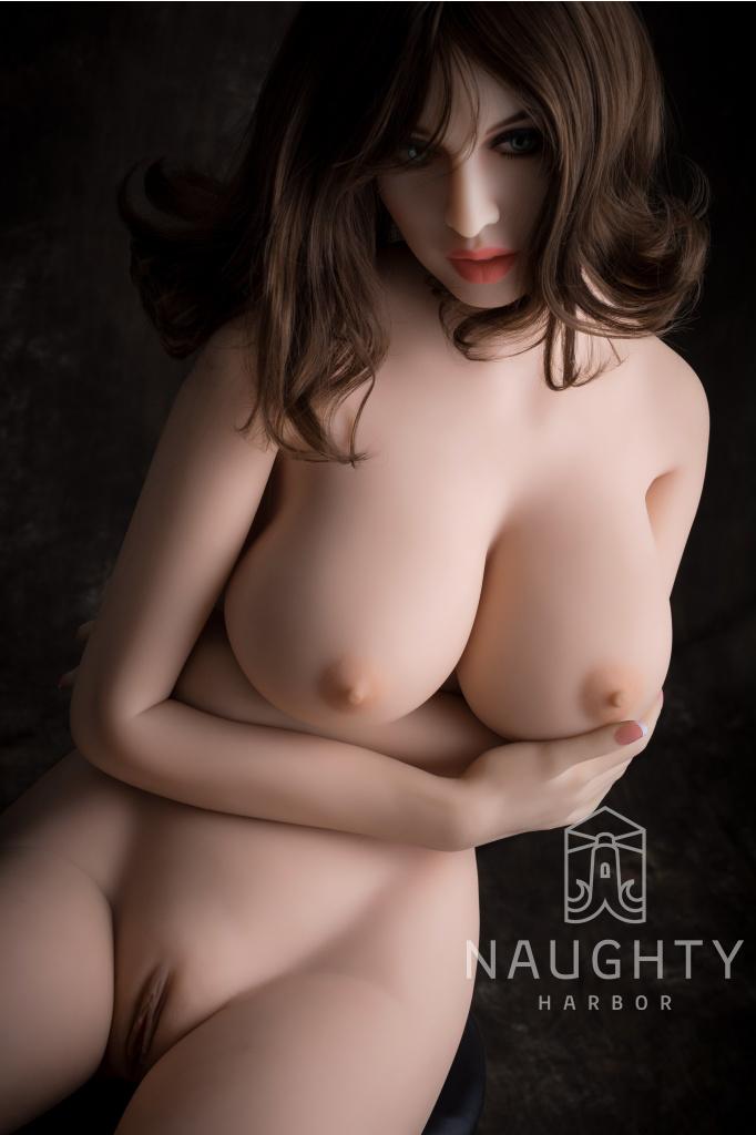 Sex Doll Brunette Melissa 5ft 6' (168 cm)/ E-Cup