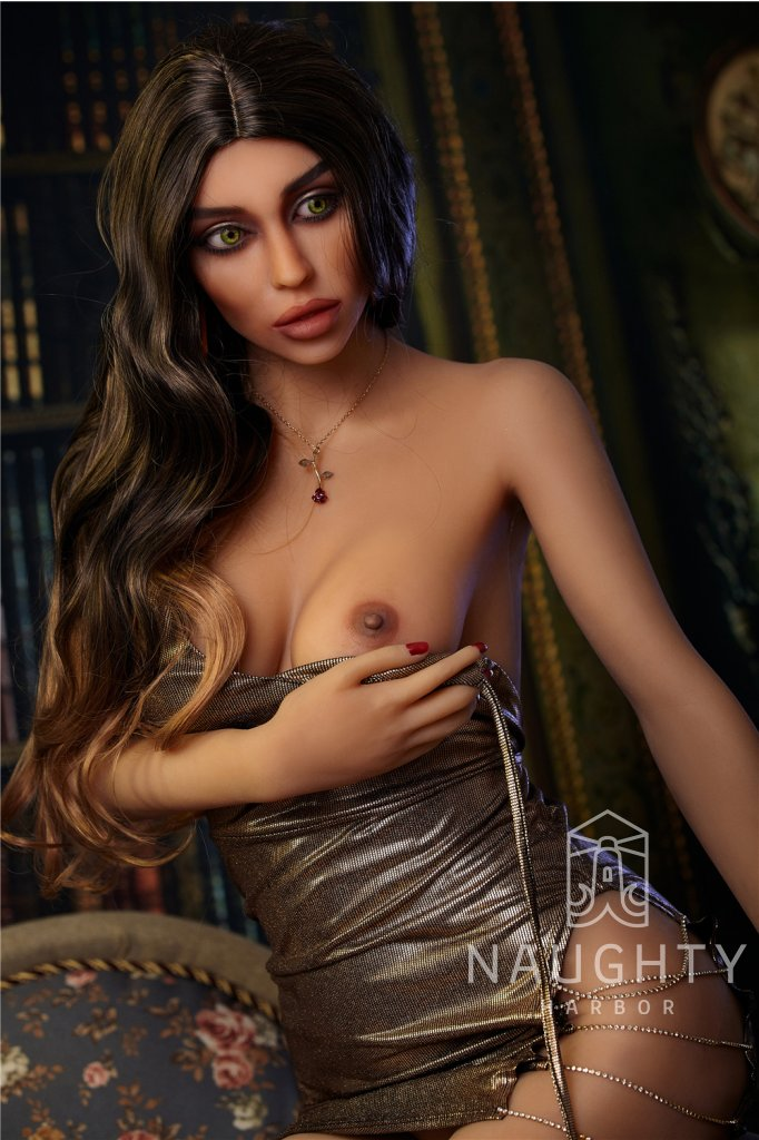 Real Sex Doll Tanned Gianna 5ft 4' (163 cm) - STOCK/ C-Cup