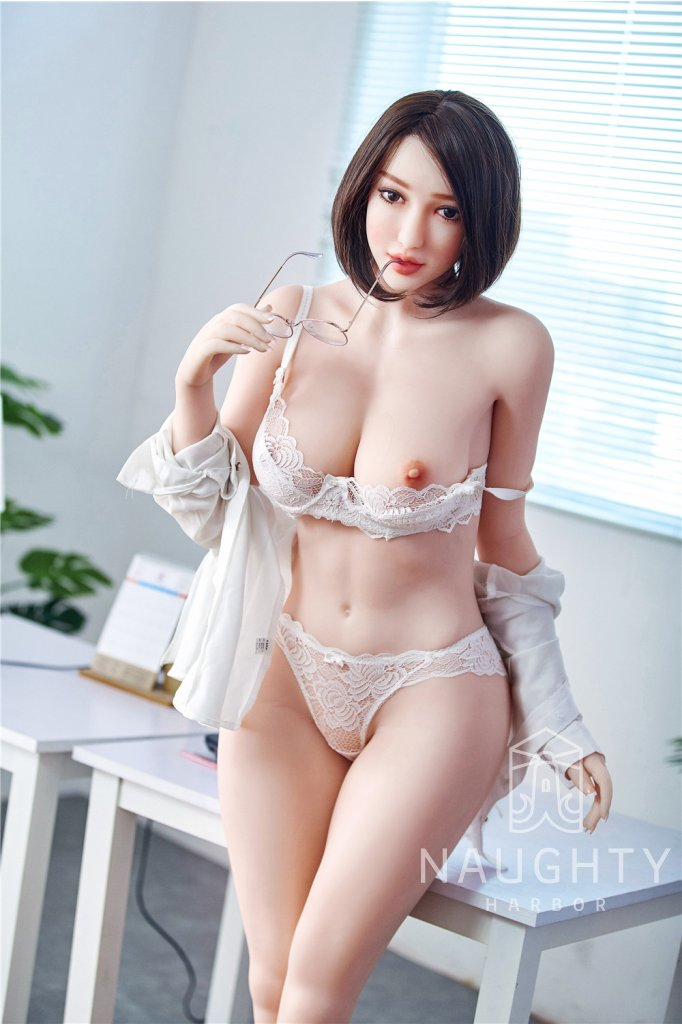 Sexy Doll Secretary Paloma 5ft 2' (159 cm) - STOCK/ E-Cup