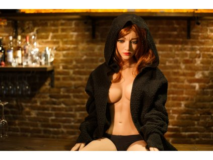 Real Doll Redhead Ellie 5ft 5' (165 cm)