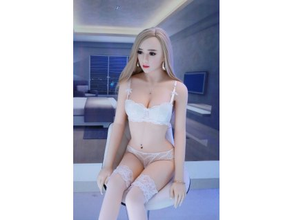 Real Doll Blonde Charlie 5ft 2' (158 cm)