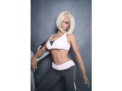 TPE Sex Doll Fitness Girl Arianna 5ft 6' (168 cm)/ G-Cup