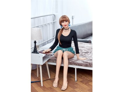 Real Sex Doll Asian Girl Jane 5ft 5' (165 cm)/ A-Cup