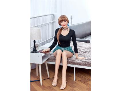 Real Sex Doll Asian Girl Jane 5ft 5' (165 cm)