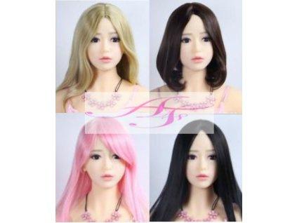 Extra heads - AF Doll