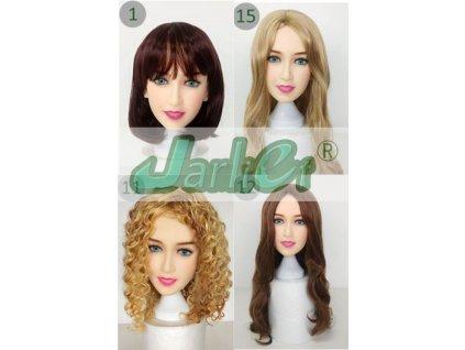 Extra heads -  Jarliet Doll