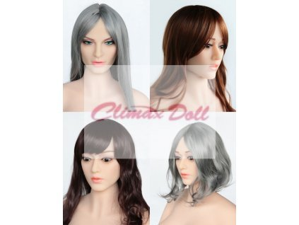 Climax doll Wigs