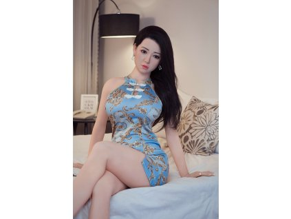 Real Sex Doll Asian Girl Lin 5ft 6' (170 cm)/ J-Cup