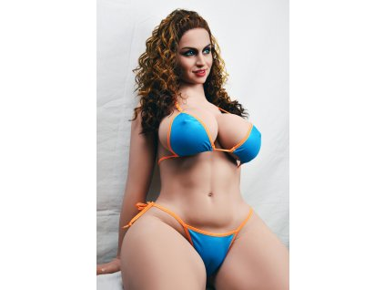 Sexy Doll Chubby Katrin 5ft 4' (163 cm) - STOCK/ H-Cup