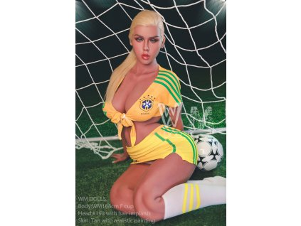 Real Sex Doll Sportswoman Alison 5ft 6' (168 cm)/ F-Cup
