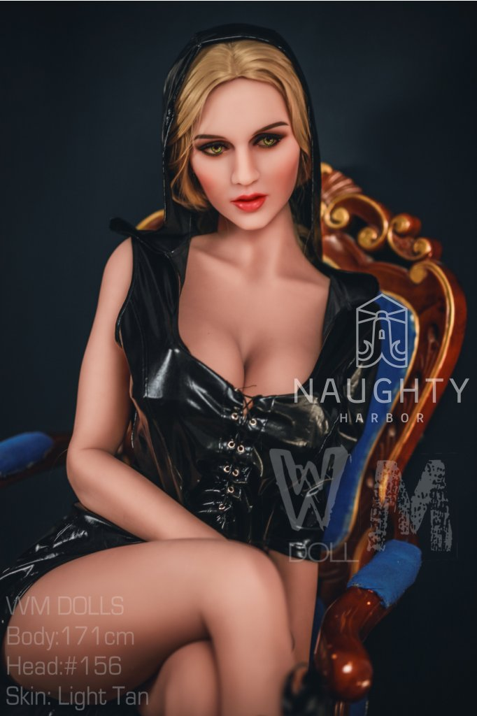 Sex Doll Blondýnka Irelia, 171 cm