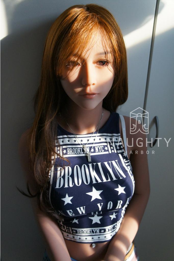 Sexy Doll Asiatka Yuki, 153 cm/ B-Cup