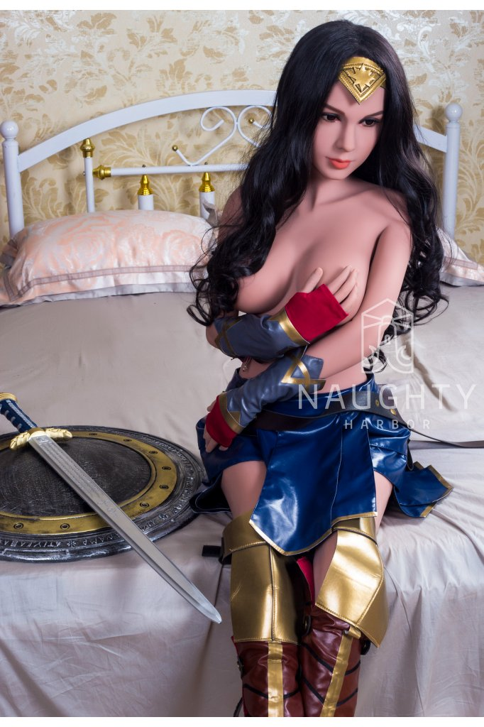 TPE Sex Doll Anime Monica, 165 cm