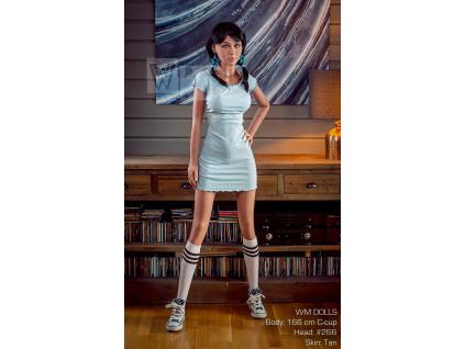 Real Sex Doll ¬ernovlska Isabella, 166 cm/ C-Cup