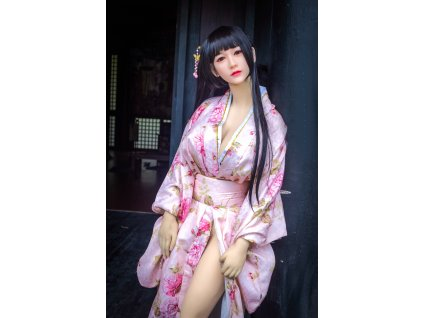Real Sex Doll Asiatka Lei, 168 cm