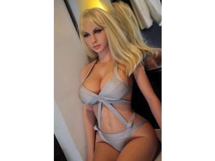 Sex Doll Blondýnka Mandy, 168 cm