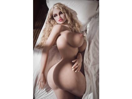 Love Doll Blondýnka Claire, 163 cm/ K-Cup