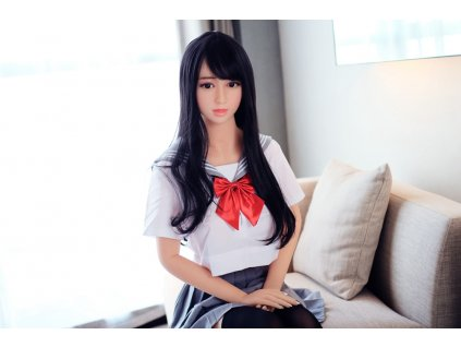 Reálná panna Asiatka Tobey, 168 cm